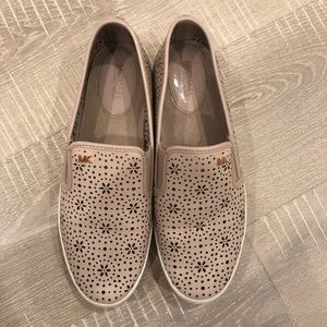 Michael Kors slip on sneakers sz 8.5